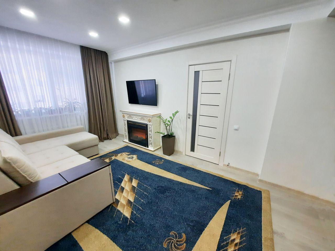 Apartament 3 camere,suprafață utilă generoasă