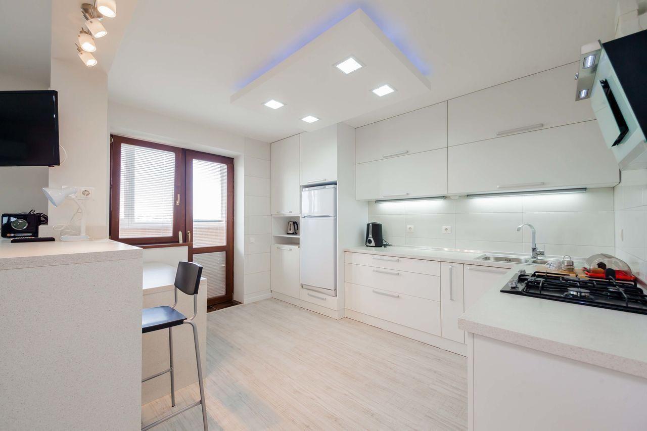 Apartament cu o odaie bloc nou